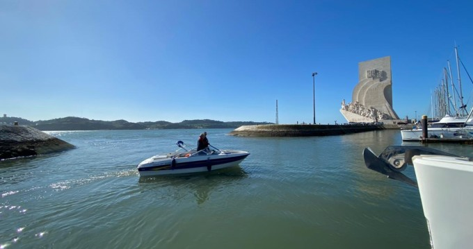 Location yacht à Lisbon - Bayliner 185 BR sur SamBoat
