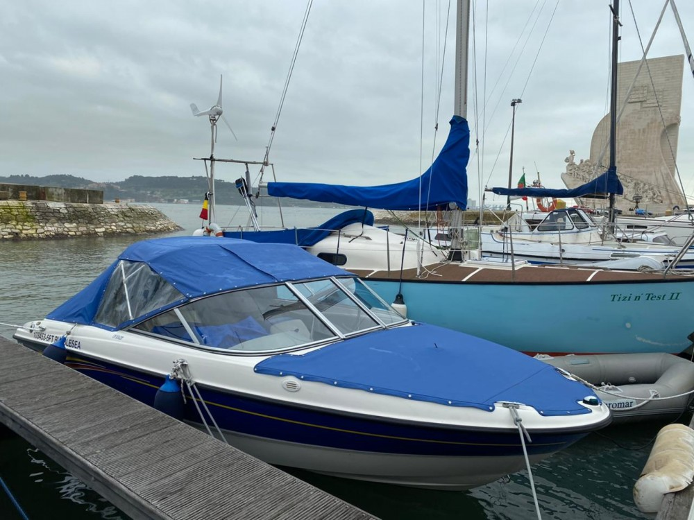 Location bateau Bayliner 185 BR à Lisbonne sur Samboat