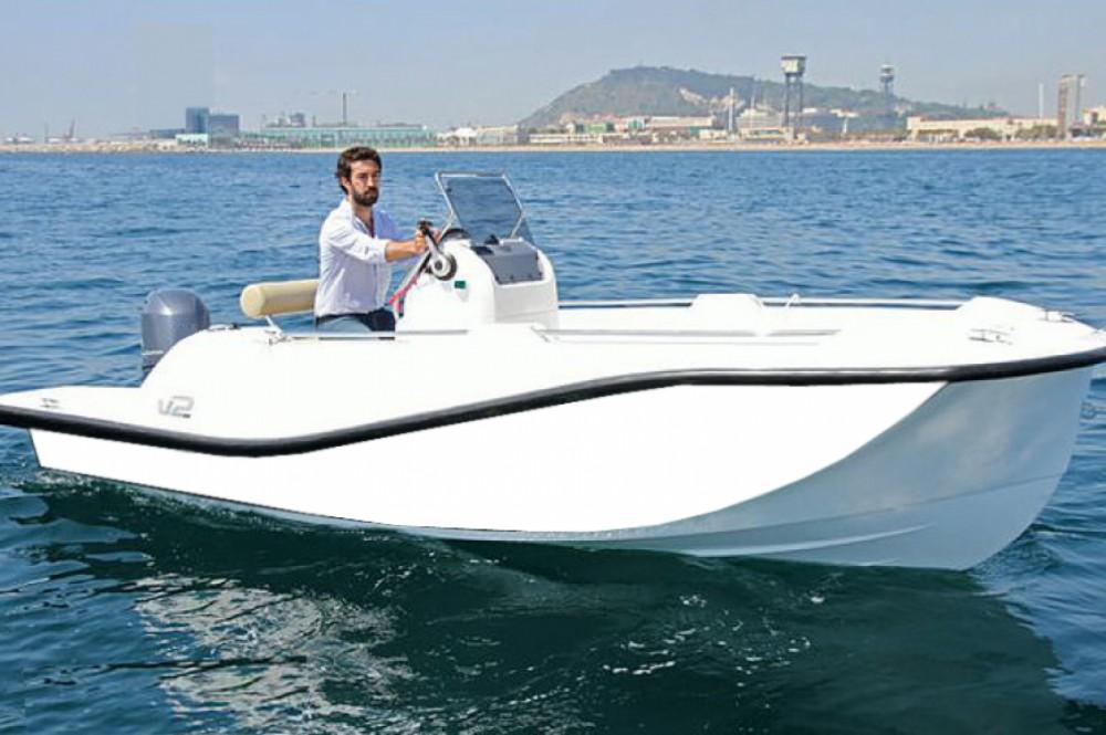 Louer Bateau à moteur avec ou sans skipper V2 BOATS à Formentera