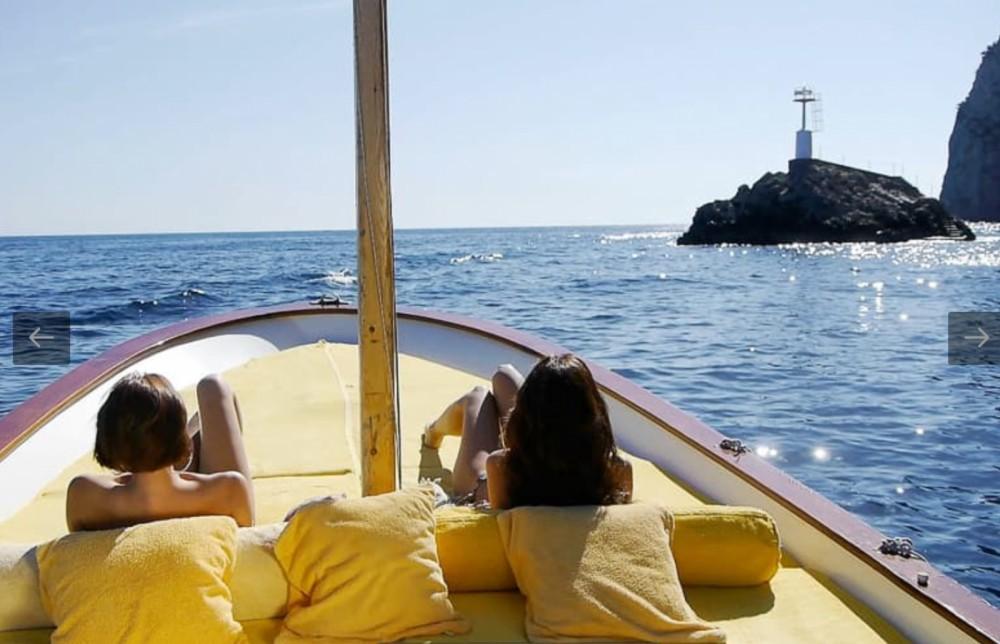Location Bateau à moteur à Ibiza - Apreamare 7,80 metri