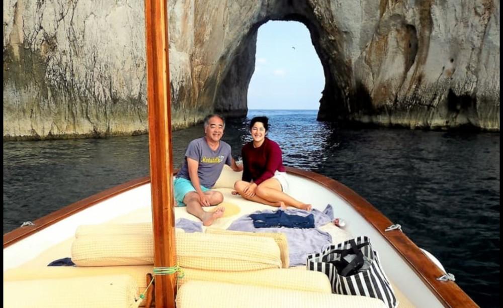 Apreamare 7,80 metri entre particuliers et professionnel à Ibiza