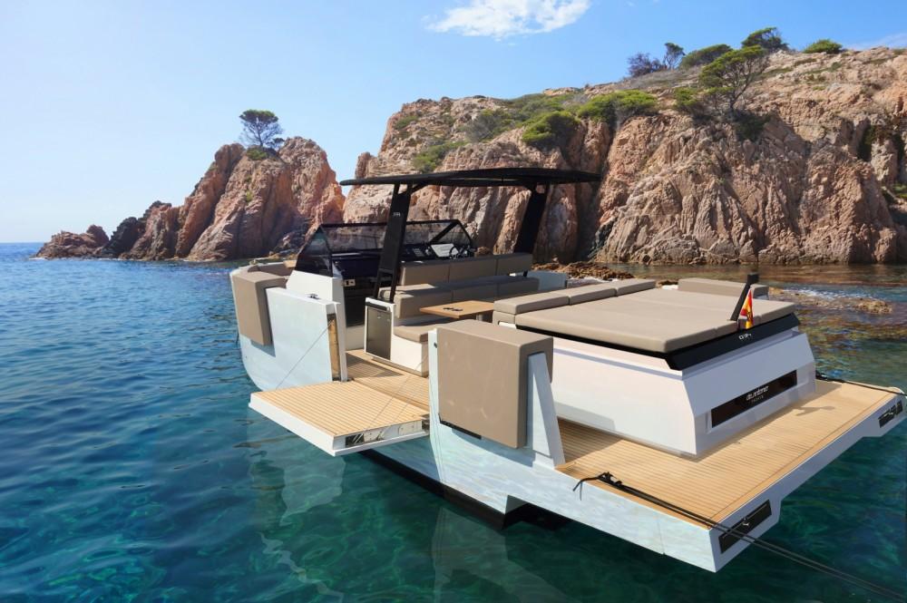 DE ANTONIO Yachts D34 entre particuliers et professionnel à Ajaccio