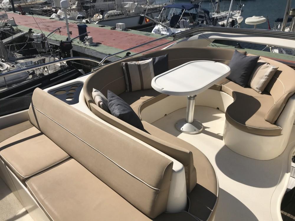 Location bateau Altea pas cher Astondoa 46.4