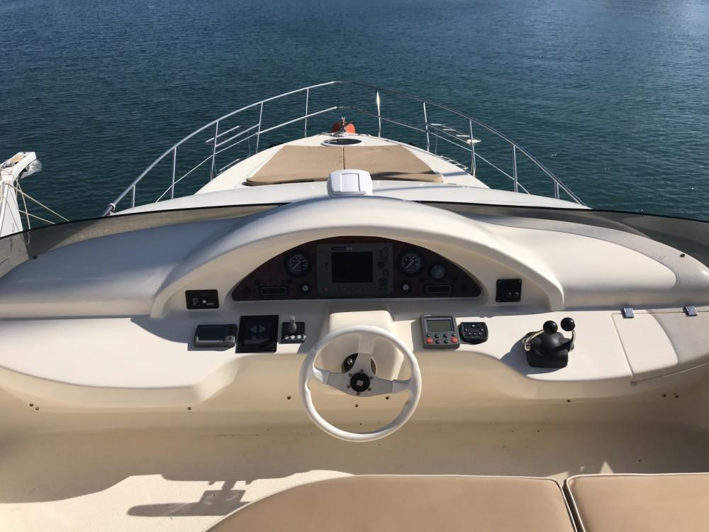 Louer Bateau à moteur avec ou sans skipper Astondoa à Altea
