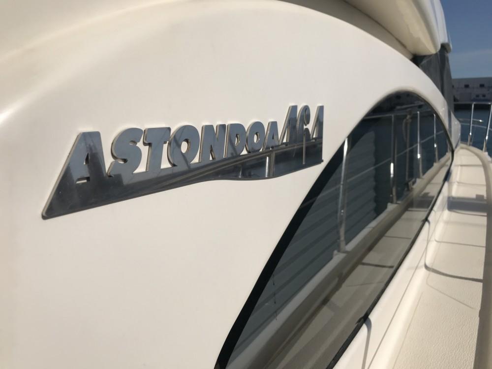 Location yacht à Altea - Astondoa Astondoa 46.4 sur SamBoat