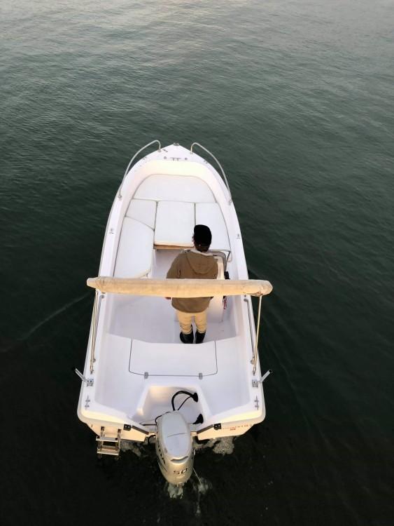 Location bateau Lège-Cap-Ferret pas cher 510 T