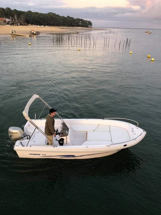Location yacht à Lège-Cap-Ferret - Poseidon 510 T sur SamBoat