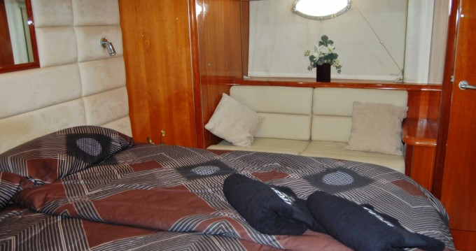 Location bateau Sunseeker PREDATOR 68 - TIGER à Terracina sur Samboat