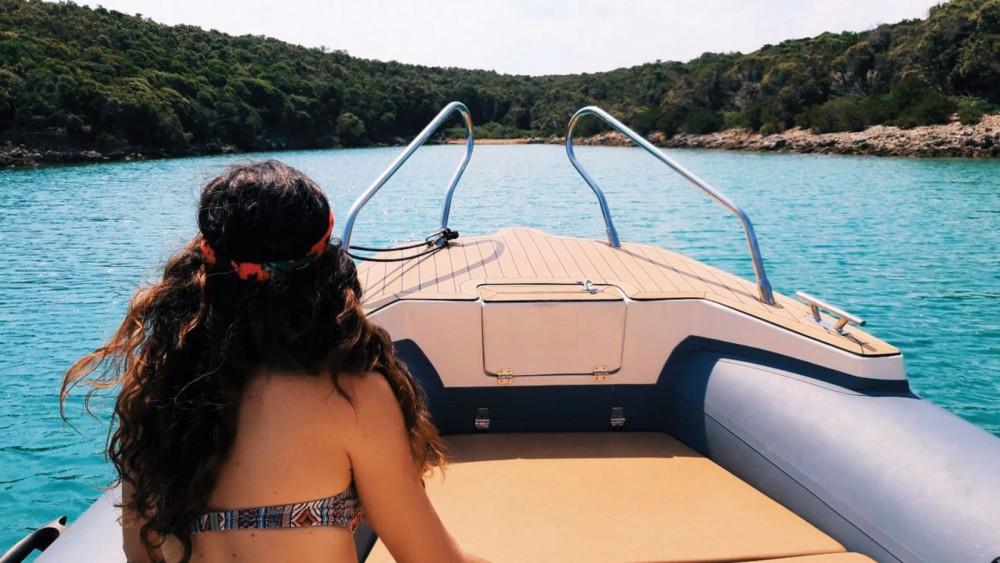 Location yacht à Croatie - Aquamax B23 F sur SamBoat