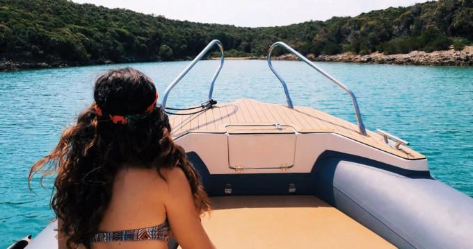 Louez un Aquamax B23 F à Otok Rab