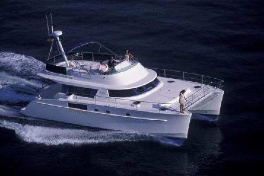 Location yacht à Valence - Fountaine Pajot Cumberland 43 sur SamBoat
