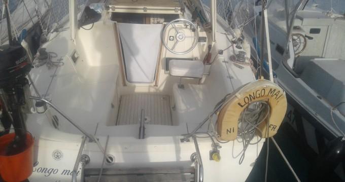 Louez un Jeanneau Espace 800 à Antibes