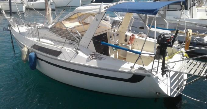 Location bateau Antibes pas cher Espace 800