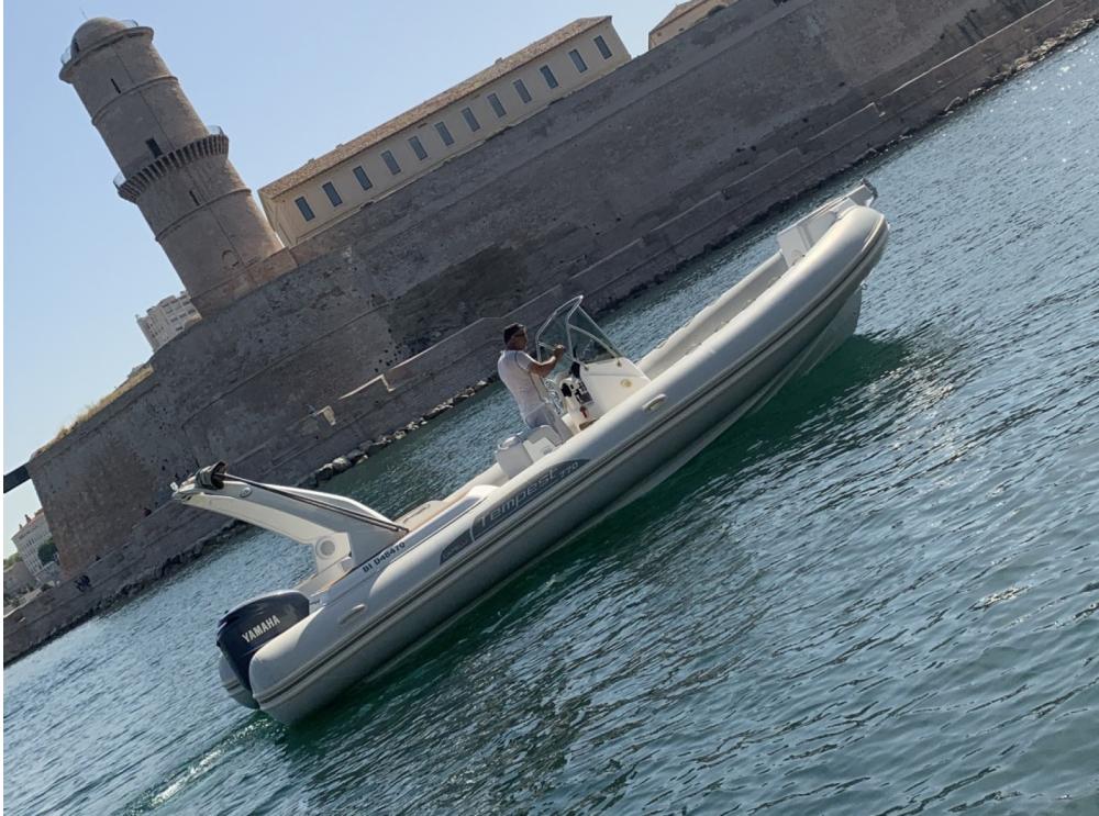Location yacht à Marseille - Capelli Tempest 770 sur SamBoat
