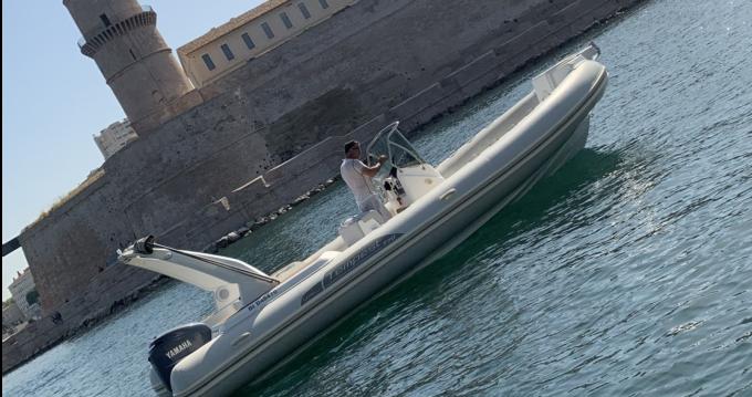 Location bateau Capelli Tempest 770 à Marseille sur Samboat