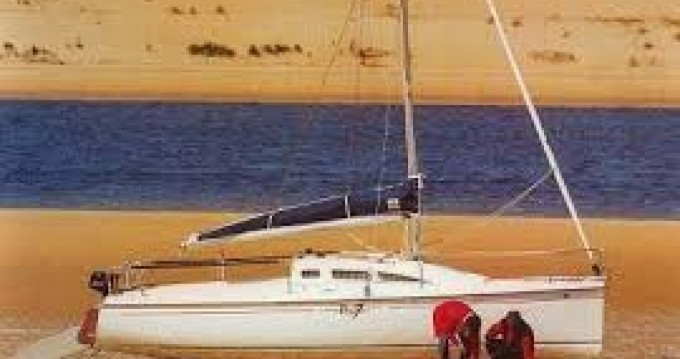 Louez un B2 Marine Djinn 7 à Le Teich