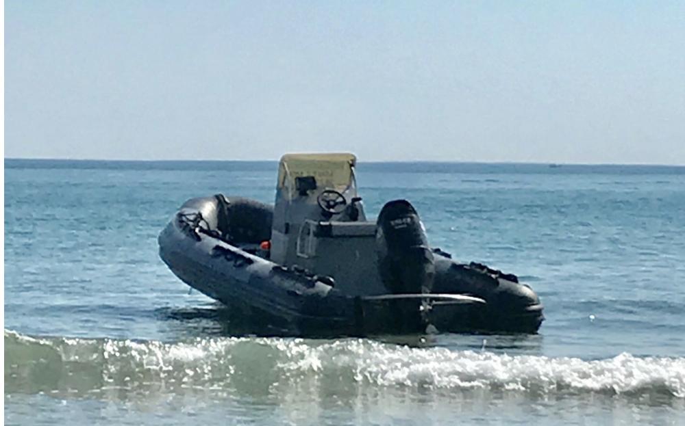 Location bateau 3D Tender Patrol 650 à Pérols sur Samboat