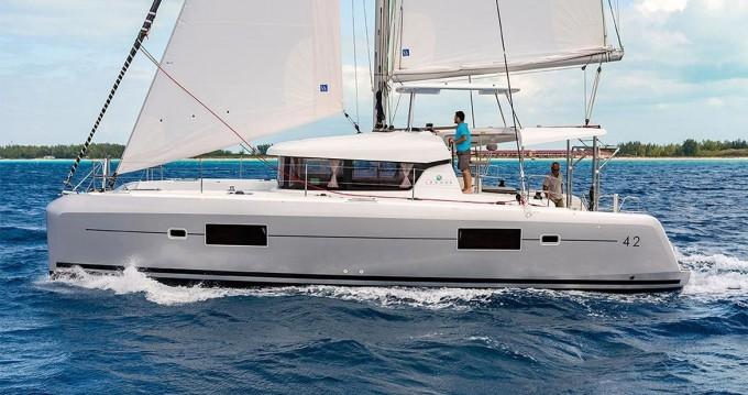 Louer Catamaran avec ou sans skipper Lagoon à Seychelles
