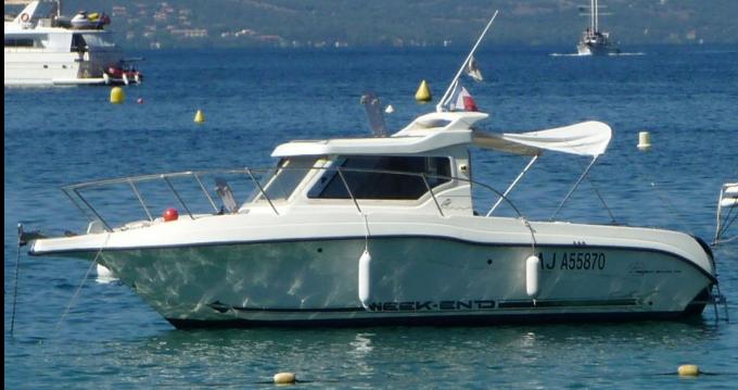 Location yacht à Propriano - Ultramar Week End 700 sur SamBoat