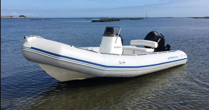 Location bateau Saint-Philibert pas cher Marvel 530