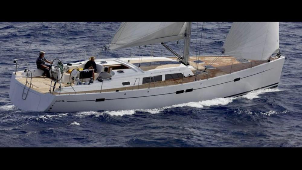 Location bateau Marsala pas cher Hanse 540