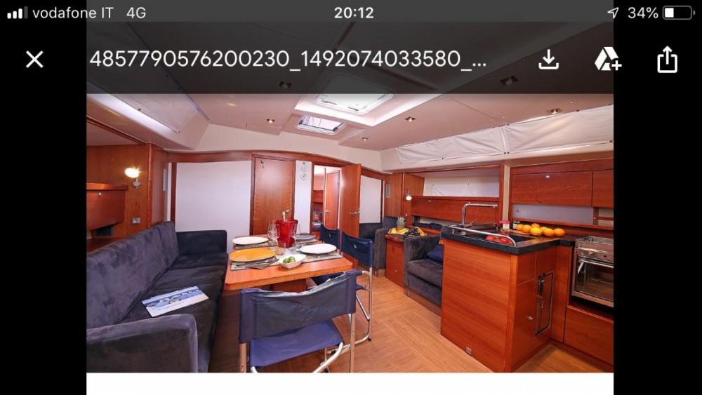 Location yacht à Marsala - Hanse Hanse 540 sur SamBoat