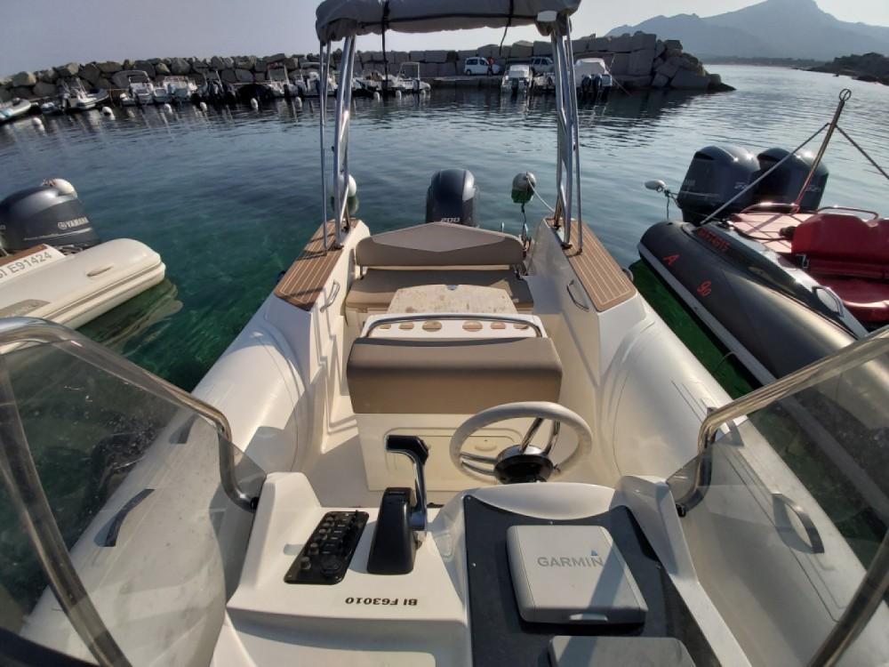 Location bateau Capelli Tempest 700 à L'Île-Rousse sur Samboat