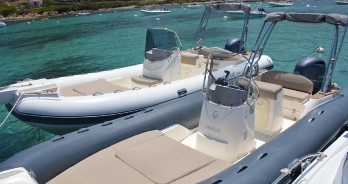 Louez un Capelli Tempest 650 luxe à Algajola