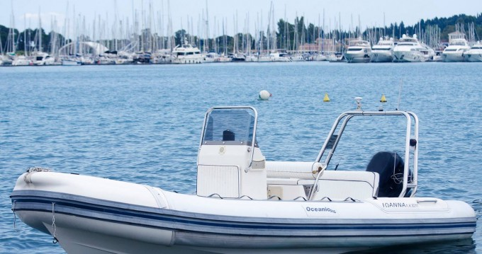 Location yacht à Corfou - Oceanis beluga sur SamBoat