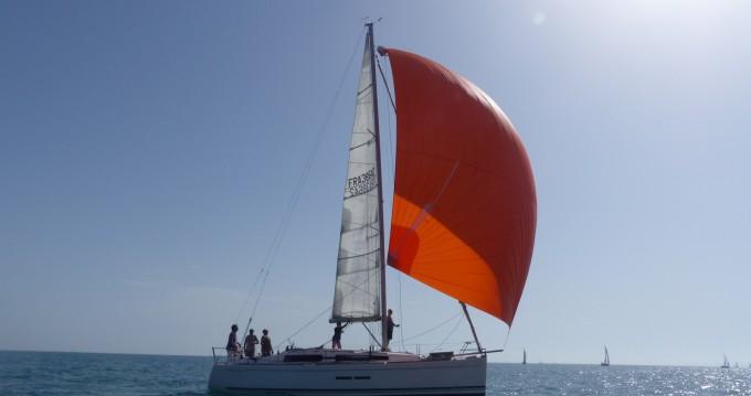 Location bateau Dufour 375 Grand-Large à Leucate sur Samboat