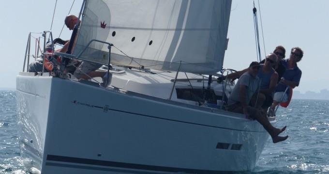 Location yacht à Leucate - Dufour 375 Grand-Large sur SamBoat