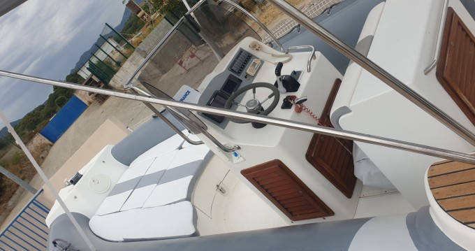 Location bateau Capelli Capelli 750 Work à Propriano sur Samboat