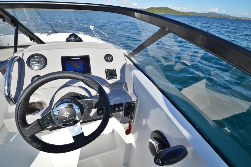 Location yacht à Betina - Jeanneau Cap Camarat 5.5 BR sur SamBoat