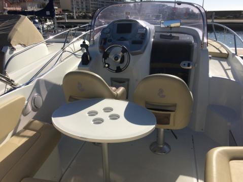 Location Bateau à moteur à Cannes - Bénéteau Flyer 750 sundeck