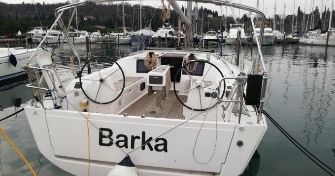 Location bateau Portorož pas cher Dufour 382 Grand Large