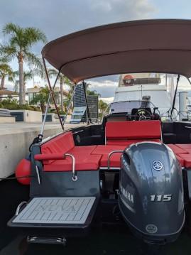 Louer Bateau à moteur avec ou sans skipper Nuva à Santa Pola