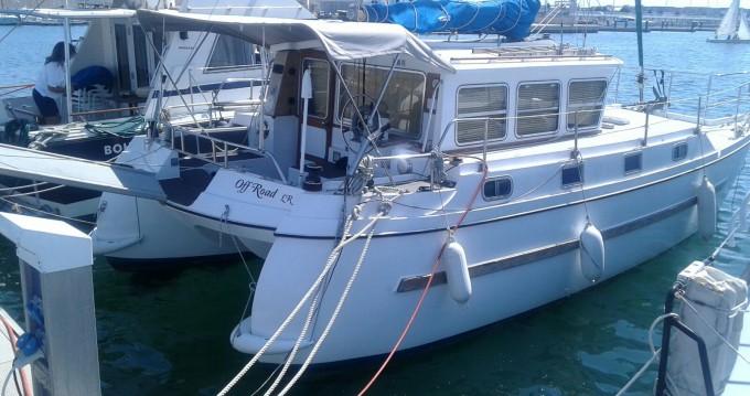 Louer Bateau à moteur avec ou sans skipper catfisher à Vieux-Port de Marseille