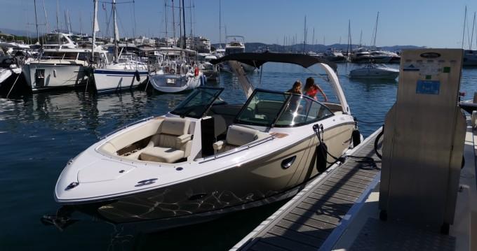 Location bateau Mandelieu-la-Napoule pas cher Regal 2800