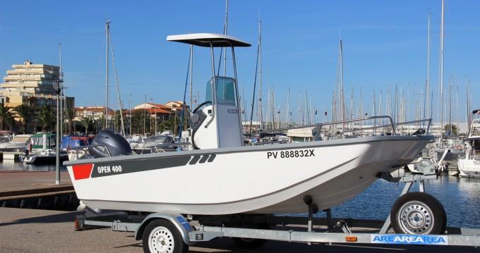 Location yacht à Marseillan - Outremer open 400 sur SamBoat