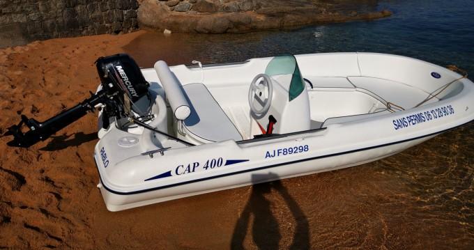 Location bateau Rigiflex 400 à Grosseto-Prugna sur Samboat