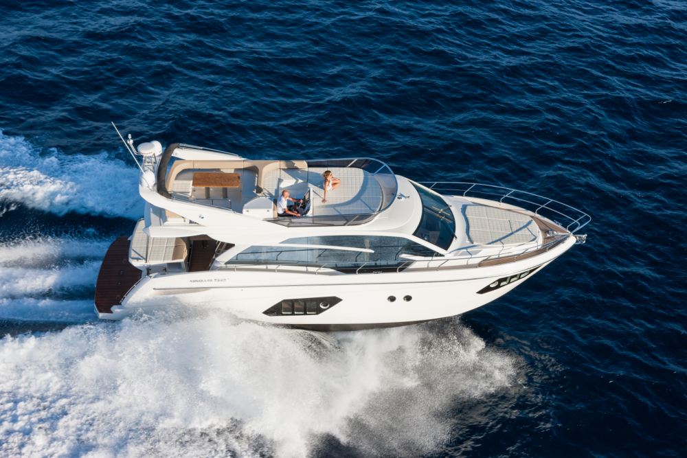 Location bateau Palma pas cher Absolute 52 Fly