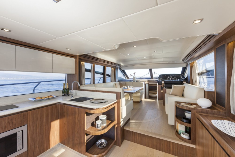 Location Bateau à moteur à Palma - Absolute Yachts Absolute 52 Fly