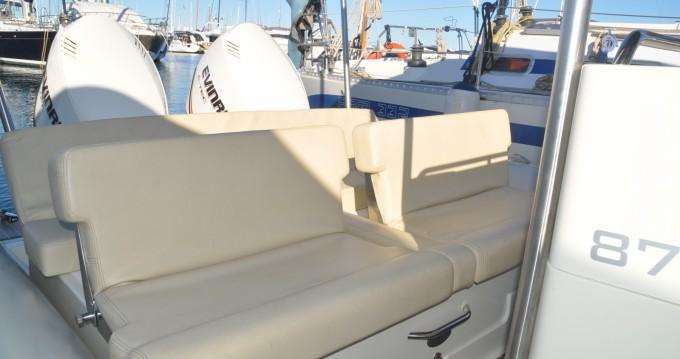 Location bateau Palma de Majorque pas cher 870D