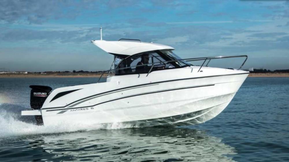 Location yacht à Mandelieu-la-Napoule - Bénéteau Antares 6 sur SamBoat