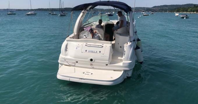 Sea Ray Sea Ray 315 Sundancer entre particuliers et professionnel à Moniga del Garda