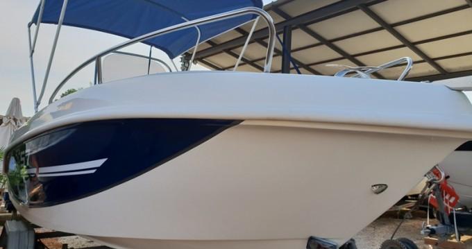 Louer Bateau à moteur avec ou sans skipper TRIMARCHI à Moniga del Garda