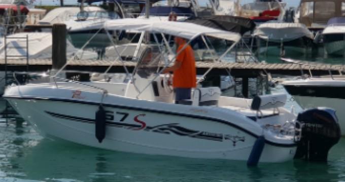 Location bateau TRIMARCHI 57S à Moniga del Garda sur Samboat