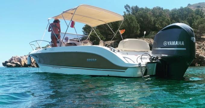 Location yacht à l'Estartit - Sessa Marine Key Largo 26 sur SamBoat