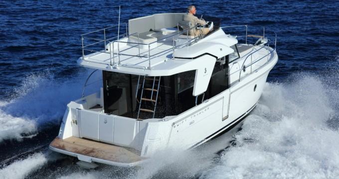 Bénéteau Swift Trawler 30 entre particuliers et professionnel à La Rochelle
