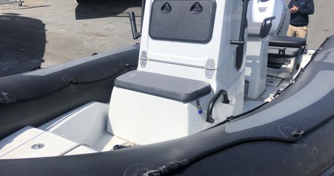 Location bateau Zodiac Pro Open à La Rochelle sur Samboat